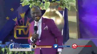 """Your Life Is a Message"" - Apostle Suleman Speaks"
