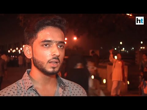 India vs Pakistan   Pakistan cricket fans react after their team lose match