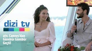 Atv, Cannesdan Gümbür Gümbür Geçti! - Dizi Tv 654. Bölüm