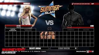 WWE 2K15 : How To Give Your CAWs 2 Attires for XB1/PS4
