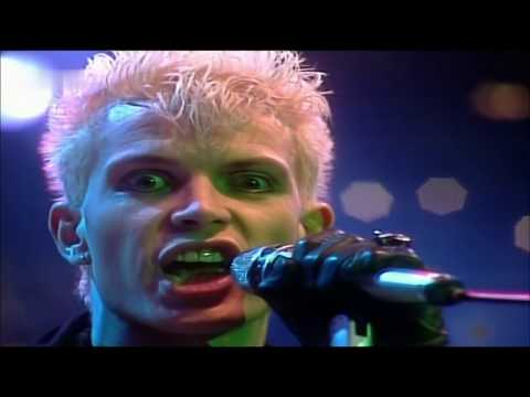 Billy Idol - Eyes Without A Face 1984