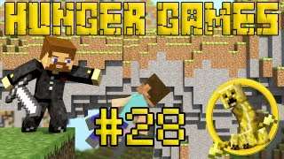 Minecraft Hunger Games #28 - Пустынная схватка