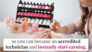 How to Become an Accredited Nail Technician (From Home) - The Advanced Online Nail Technician Course