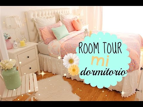 ROOM TOUR♡ Mi dormitorio!!