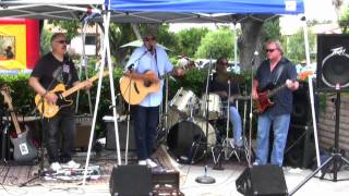 Switchbak: Flirting With Time (Tom Petty Cover) live Groovin' at the Grove car show.