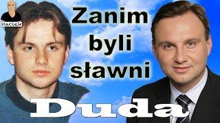 MÓJ SUBSKRYBOWANY KANAŁ – Andrzej Duda | Zanim byli sławni