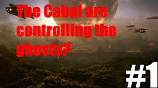Are the Cabal CONTROLLING the ghosts in Destiny 2?