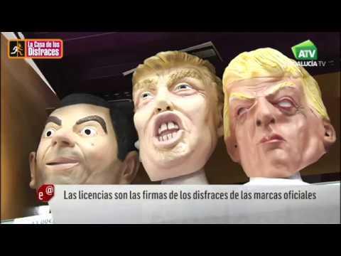 Andalucia tv reportaje la casa de los disfraces