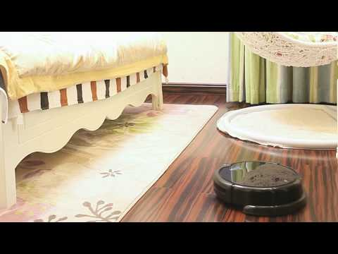 Liectroux Q7000 Robot Vacuum Cleaner, Gyroscope Navigation, Wet and Dry