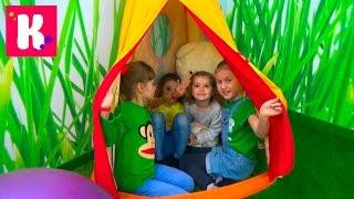 ВЛОГ / детский развлекательный и познавательный центр / Kadorr Kids