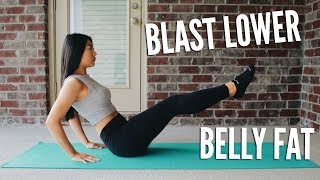 Lower Ab Workout for Beginners by Stephi Nguyen