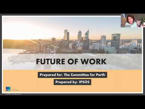 Future of Work: Community-wide & Business Leader Survey Findings