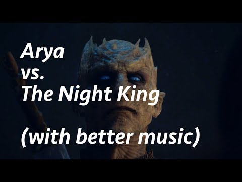 Arya vs Night King (with better music) #11 - Signs