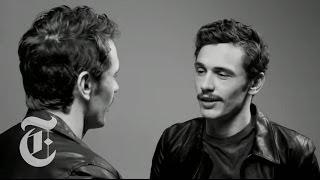 Красивые парни, Видеоинсталляции журнала New York Times . Джеймс Франко.