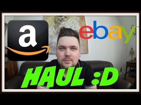 XXL Fashion Haul | Ebay | Amazon | Armani, Lacoste, Boss, Puma uvm.
