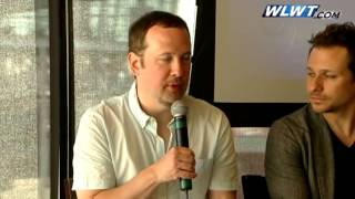 Interview avec 98 Degrees par WLWT