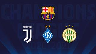 ? FULL STREAM   2020/21 UEFA CHAMPIONS LEAGUE DRAW ?
