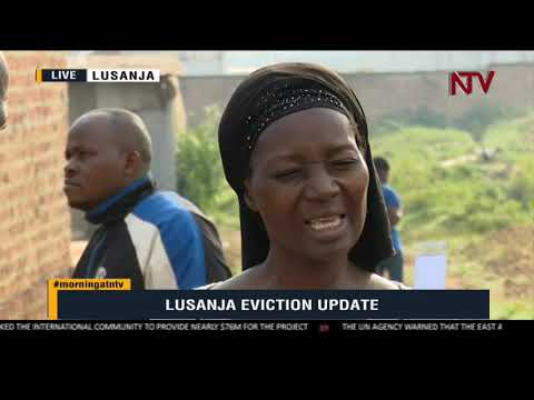 ON THE GROUND : Lusanja residents living in fear over a looming eviction