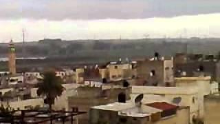 preview picture of video 'مدينة قلقيلية الشارع الغربي , مدينة قلقيلية ,  Qalqilia City'