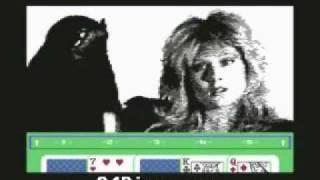 Samantha Fox Strip Poker - Commodore C64