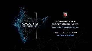 Unveiling 2 new Zenfones | India Livestream
