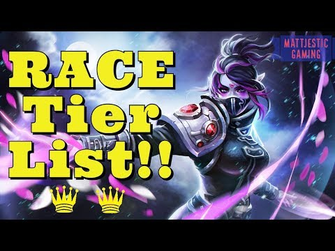 Best Queen Meta Tier List Auto Chess Tier List per Cost and Stages