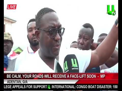 Be Calm, Your Roads Will Receive A Face-Lift Soon  -  MP