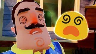 EMOJIS IN HELLO NEIGHBOR 2 | Hello Neighbor Mod