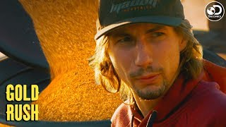 Parker's Rough Week Ends With a Huge Pile of Gold | Gold Rush
