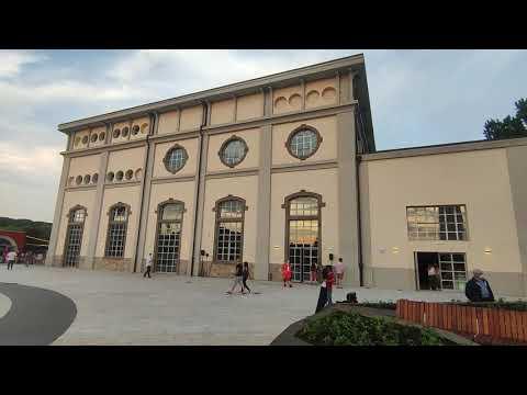 A Daste e Spalenga, piazza Fabrizio De André