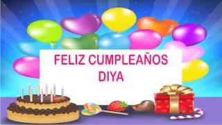 Diya   Wishes & Mensajes - Happy Birthday