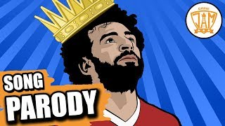 ♫ MO SALAH SONG - YOU'RE NEVER GONNA STOP HIM | LIVERPOOL FC FUNNY SONG PARODY NAUGHTY BOY LA LA LA