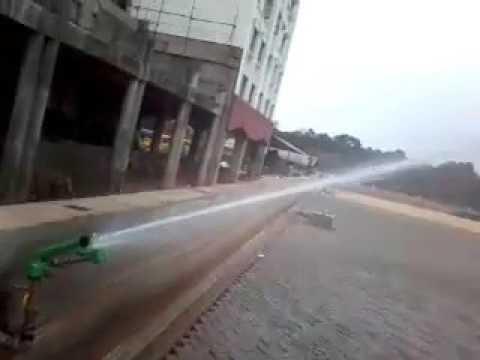 Irrigation Sprinklers for Sports