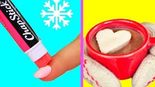 10 Life Hacks For Winter You NEED To Try!