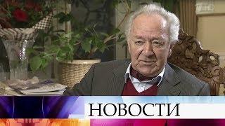 Маэстро Юрий Темирканов отмечает 80-летний юбилей.