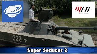 Παίζουμε Super Seducer 2 και φορτώνουμε με tank!