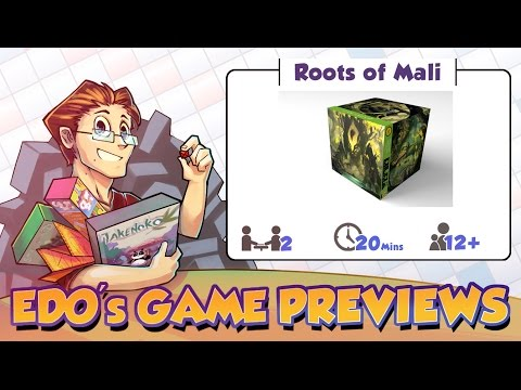 Edo's Roots of Mali Game Review (KS Preview)