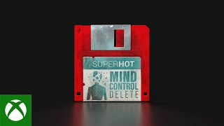 Xbox SUPERHOT: MIND CONTROL DELETE | Reveal Trailer | Out July 16th anuncio