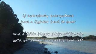 Alan Jackson - That'd be Alright (with lyrics)