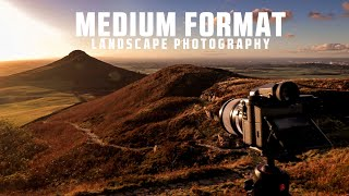 Medium Format LANDSCAPE PHOTOGRAPHY With The FUJIFILM GFX 50S