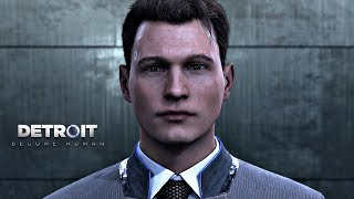 Detroit Become Human Demo Playthrough - The Hostage | PS4 Pro Gameplay