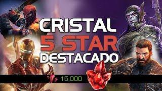 Cristal Heroico de 5 Estrellas Destacado | Marvel Contest of Champions