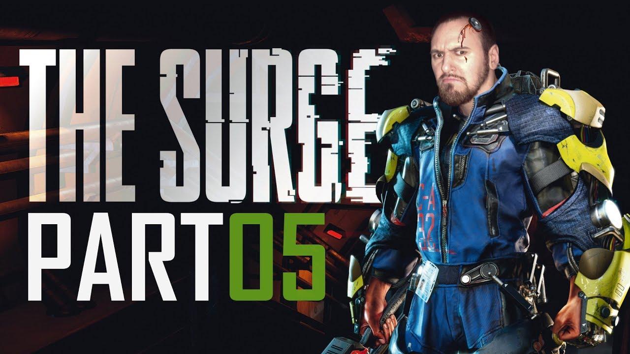 The Surge – Kompletter Playthrough [Pt. 5] – Schwester ein Drittel