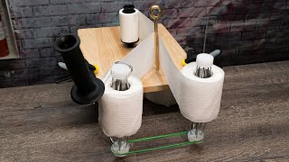 Toilet Paper Splitting Machine