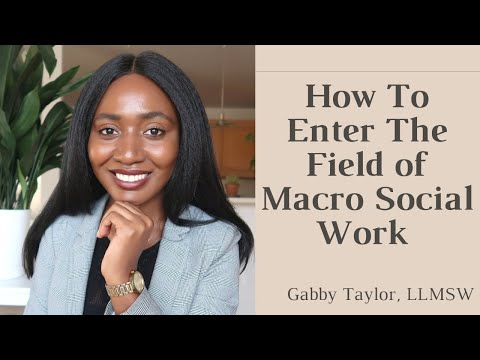 THIS Is Going To Help You Learn How to Enter The Field of Macro ...