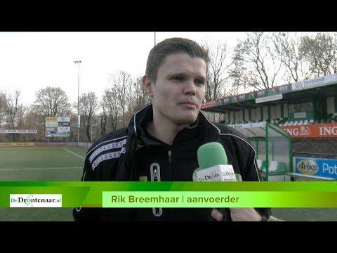 VIDEO | Het rommelt bij Asv Dronten; er ligt nog helemaal niets vast voor volgend seizoen