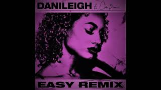 DaniLeigh   Easy (Remixslowed) Feat. Chris Brown