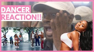 DANCER REACTS To Normani   Motivation (Official Video)