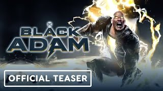 Black Adam - Official Teaser (2021) Dwayne Johnson | DC FanDome - Download this Video in MP3, M4A, WEBM, MP4, 3GP