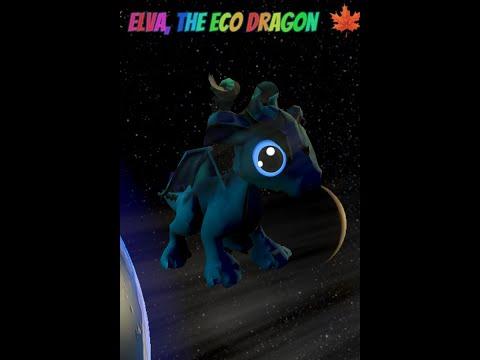 Elva the Eco Dragon - Primer teaser - YouTube